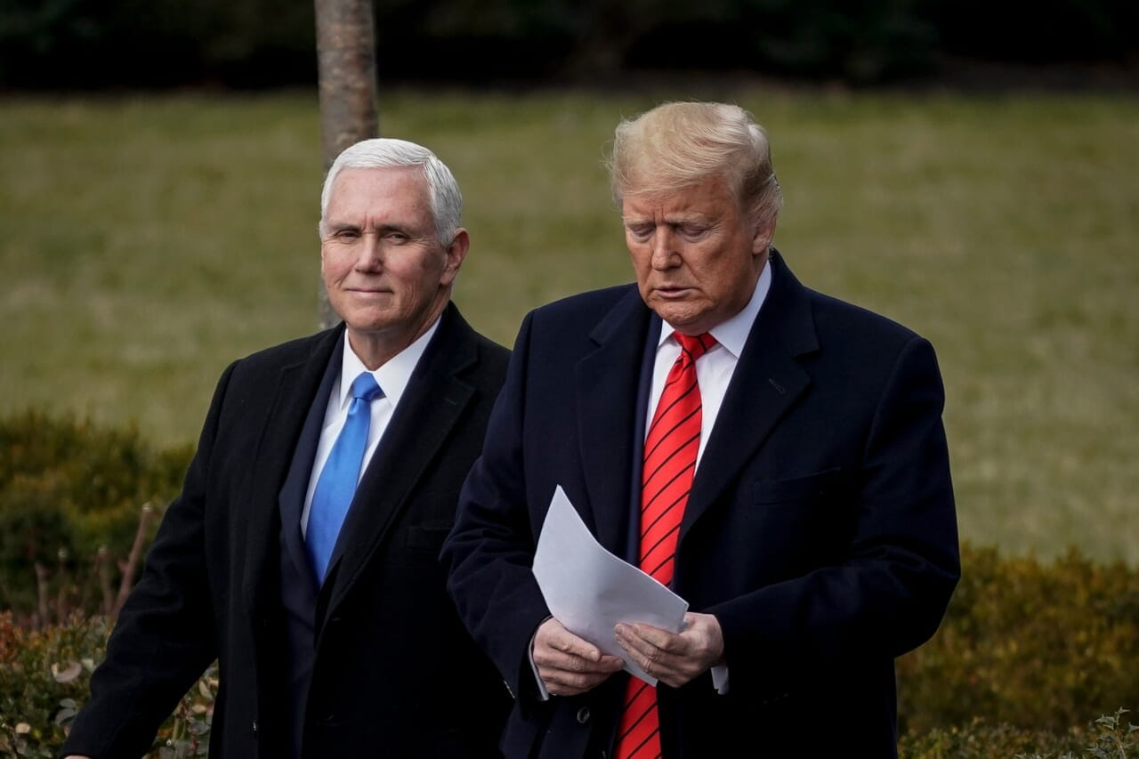 Pence says he has close friendship with Trump, plans to form political group - TheGrio
