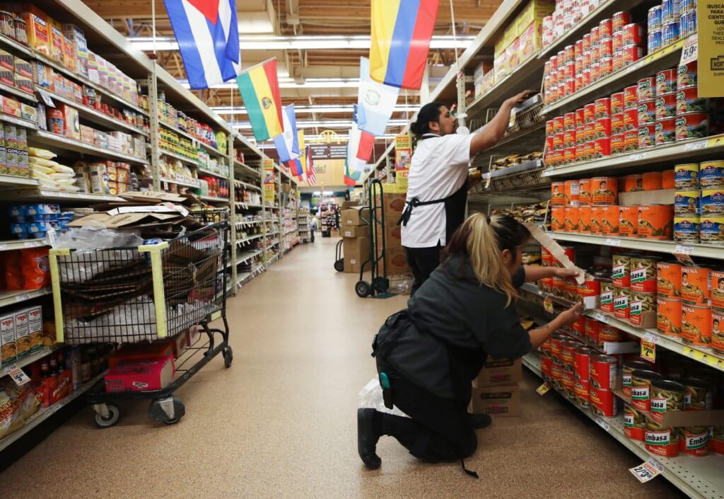 Grocery store thegrio.com