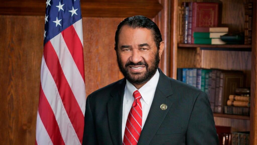 Rep. Al Green thegrio.com