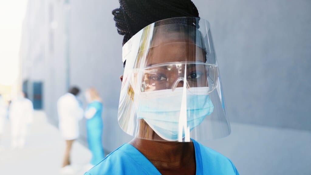 Black Nurse COVID thegrio.com