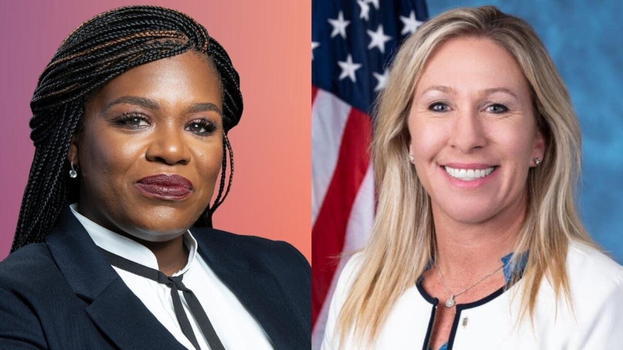 Cori Bush says Greene didn't 'regret' lies spread about her - TheGrio
