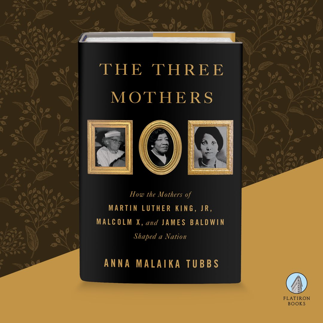 New book tells stories of mothers of MLK, Malcolm X and James Baldwin