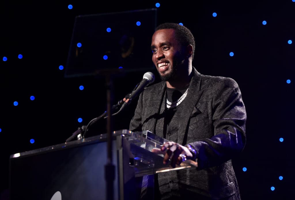Diddy sues his former clothing company Sean John
