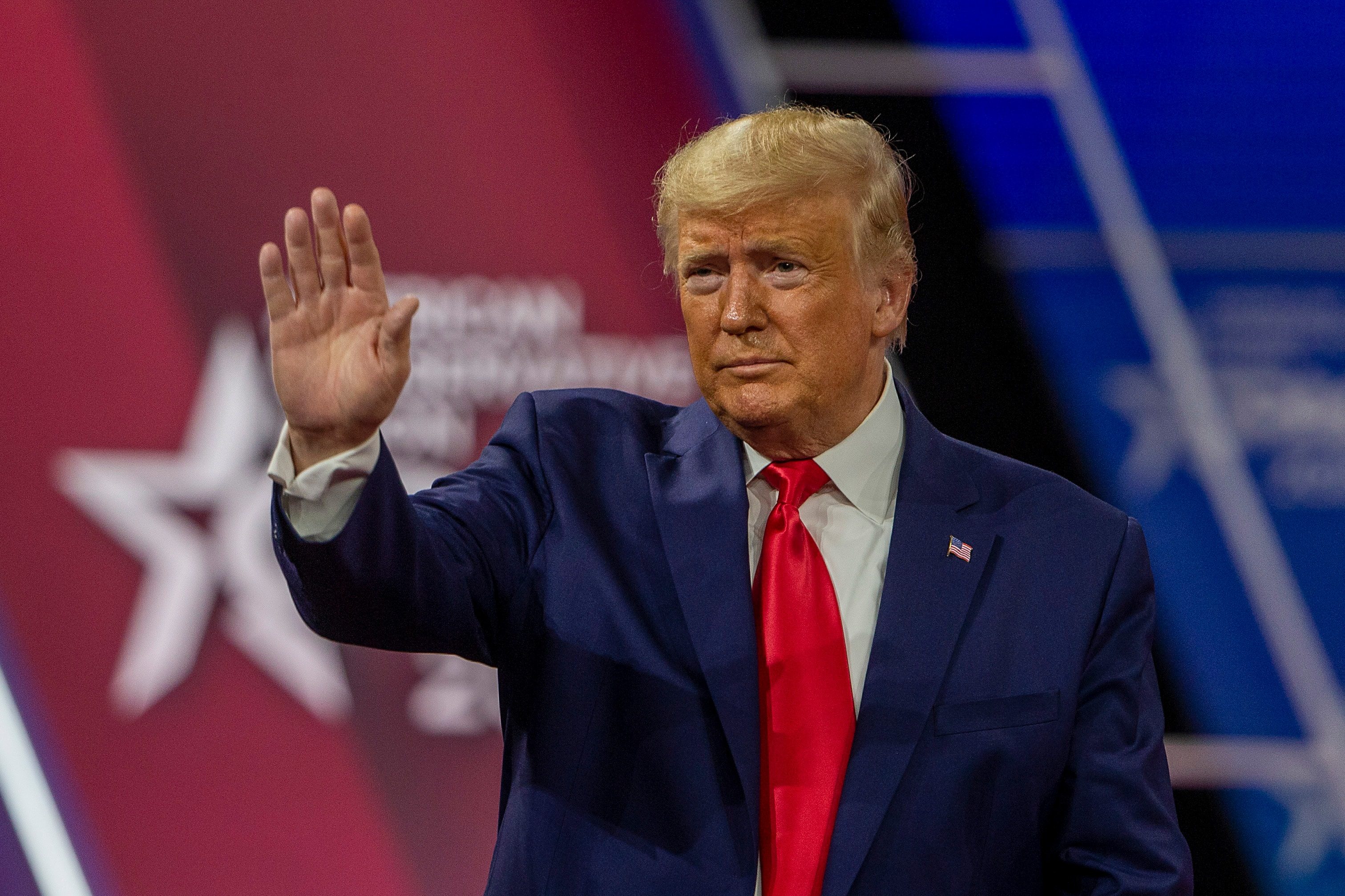 Trump to make his return at CPAC amid Republican Party divisions