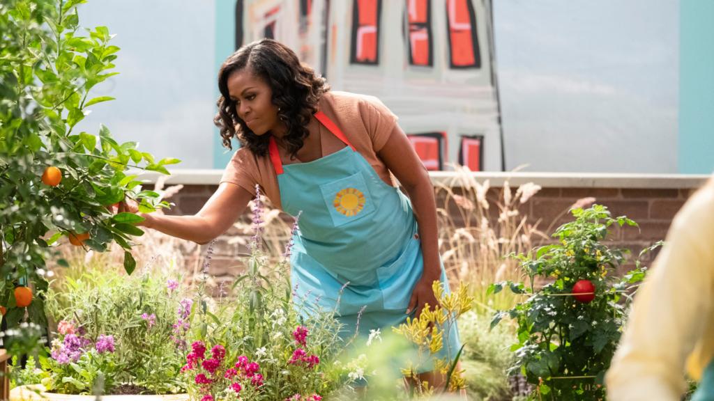 Michelle Obama Waffles + Mochi www.theGrio.com