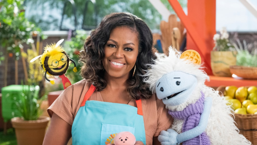 Michelle Obama: 'Just because things look unusual doesn't mean they can't be extraordinary' - TheGrio