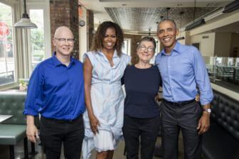 Michelle Barack Obama Higher Ground thegrio.com