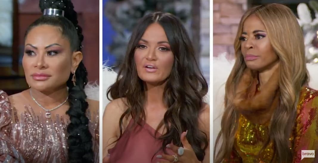 RHOSLC: The three-part reunion kicks off with the ladies reuniting in NYC - TheGrio