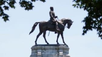 Robert E. Lee statue thegrio.com