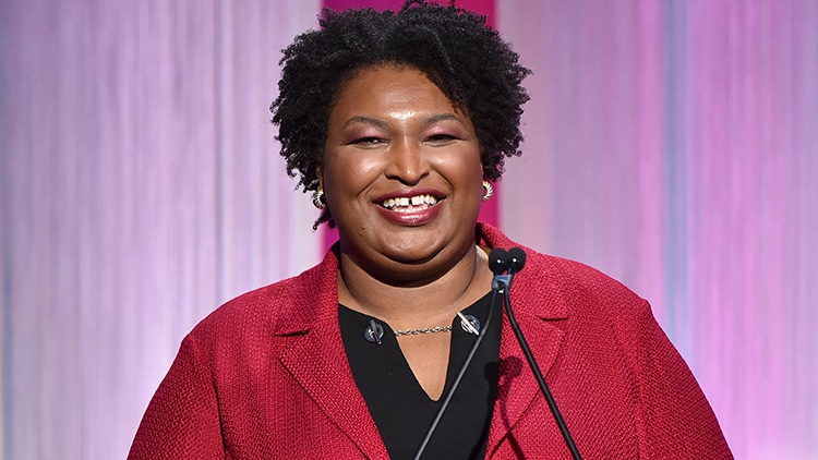 Stacey Abrams thegrio.com