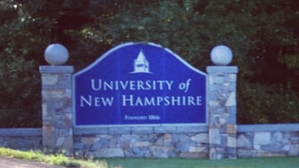 University of New Hampshire thegrio.com