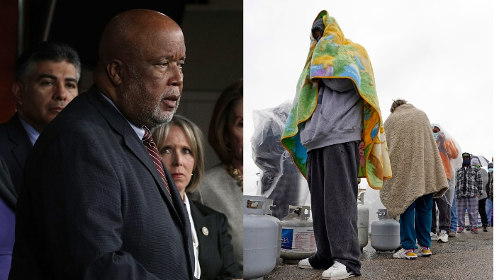 Rep. Bennie Thompson on why Texas disaster is a 'national security issue'