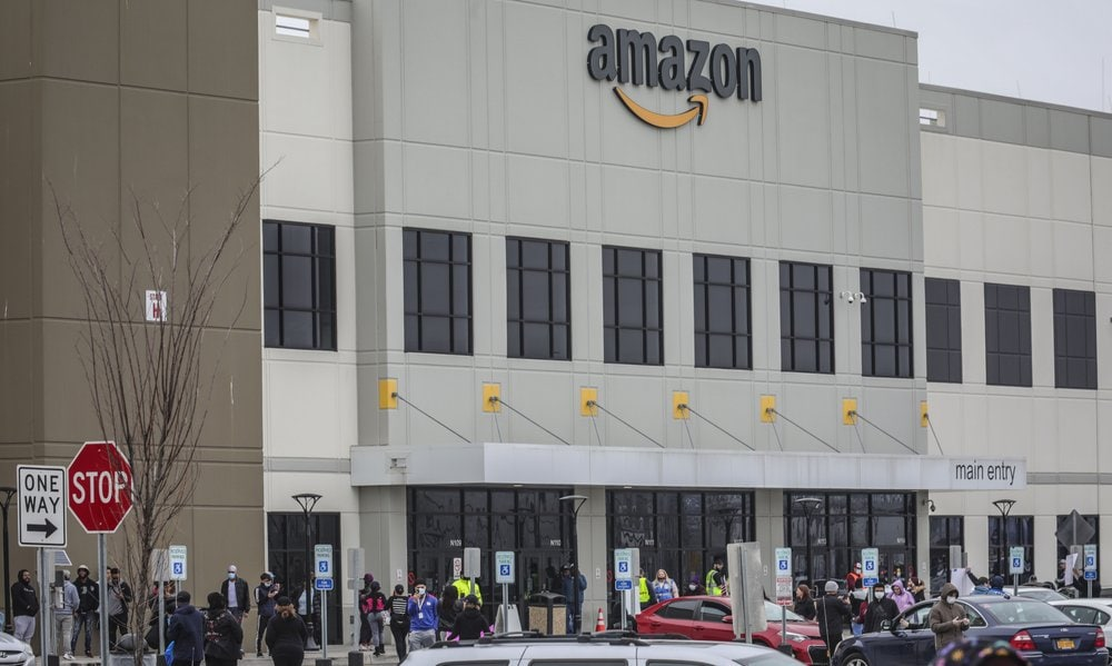 New York sues Amazon over worker safety during pandemic - TheGrio