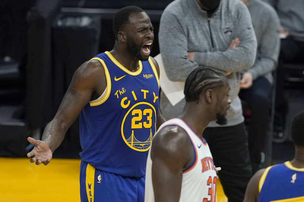 Draymond Green slams NBA over star players on trading block - TheGrio