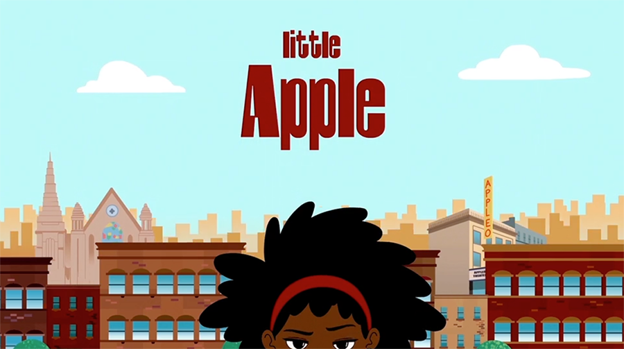 Little Apple thegrio.com