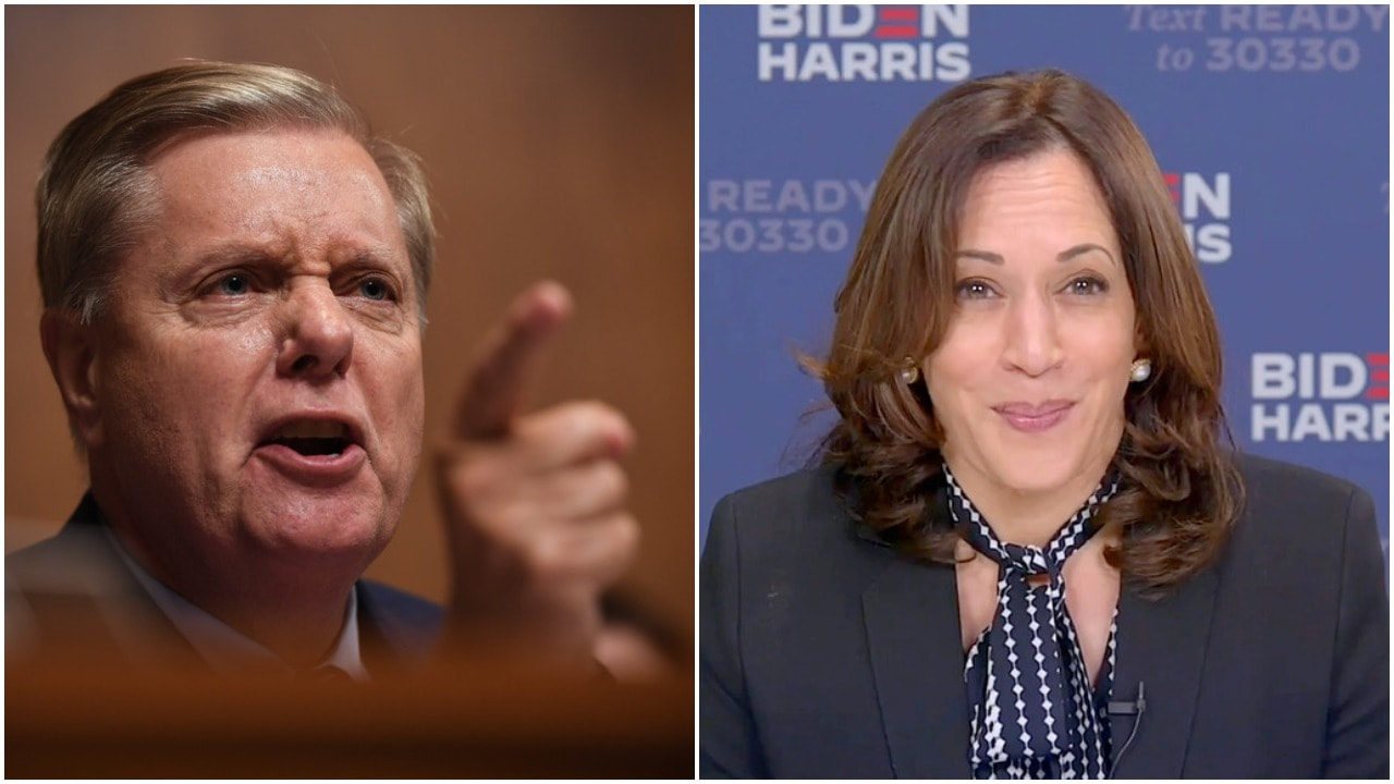 Graham suggests House GOP could impeach Harris