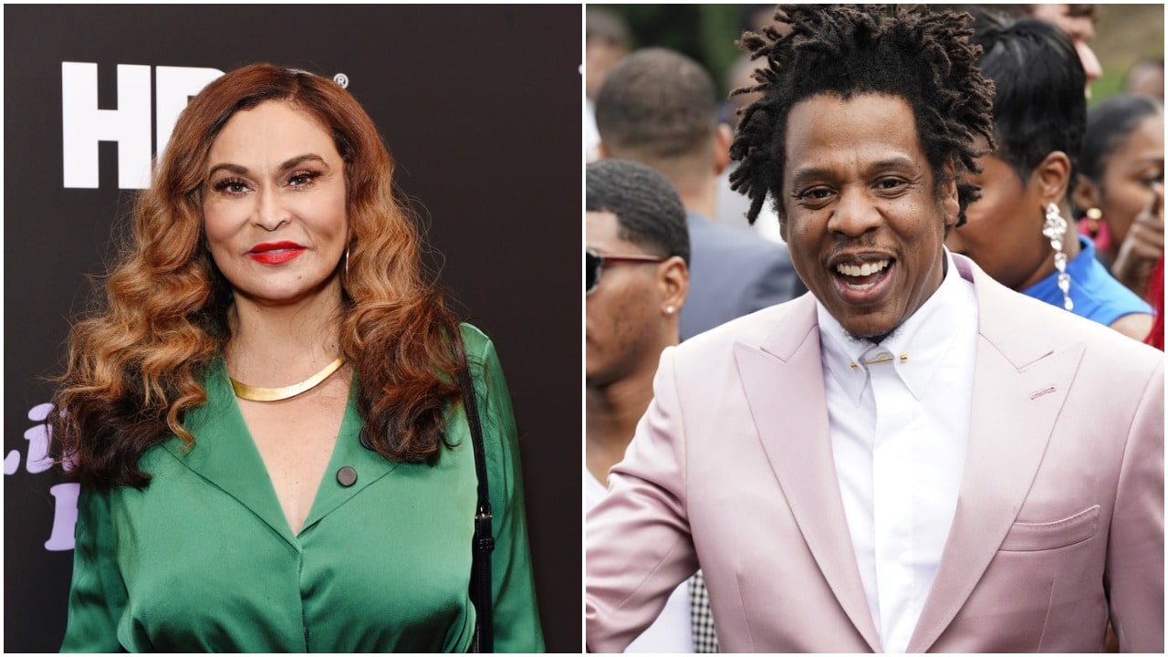 Tina Knowles-Lawson pens 'love letter' to Jay-Z: 'You are a bad a** brother'