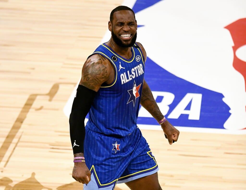 69th NBA All-Star Game