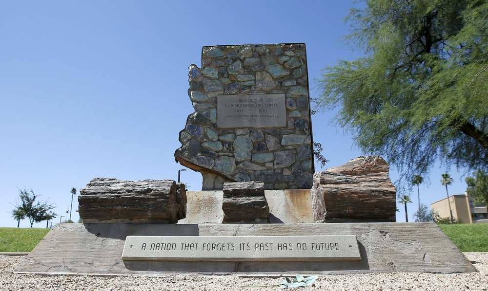 Arizona GOP wants felony for protesters who damage statues