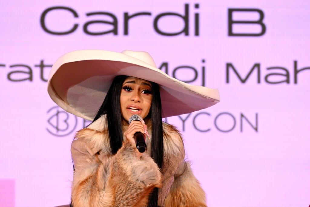 Cardi B thegrio.com