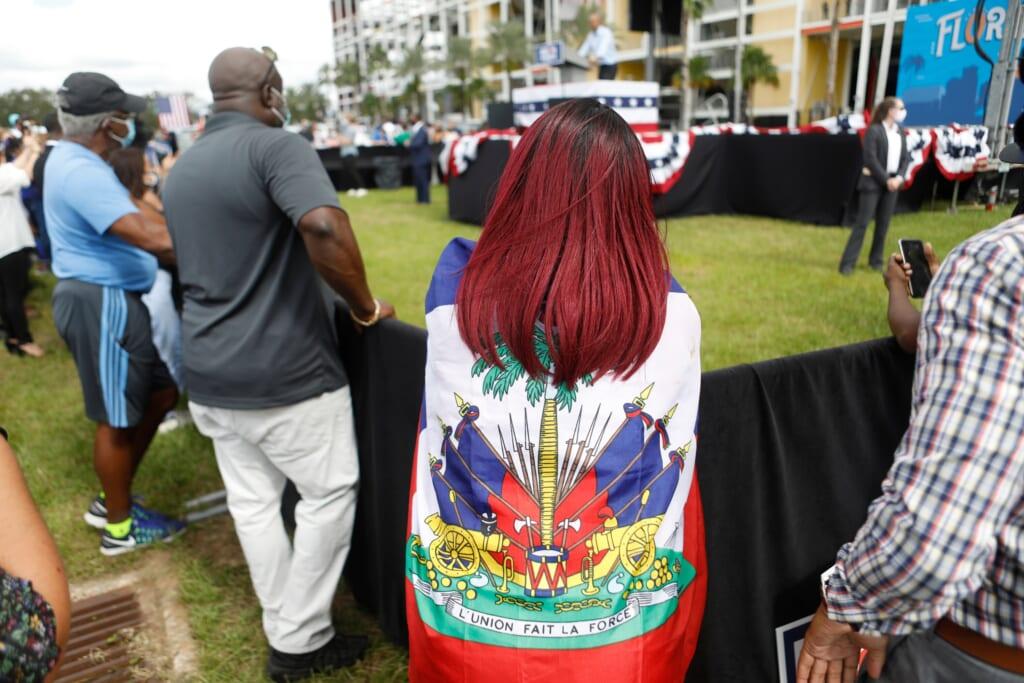 Barack Obama Campaigns For Joe Biden In Orlando, Florida