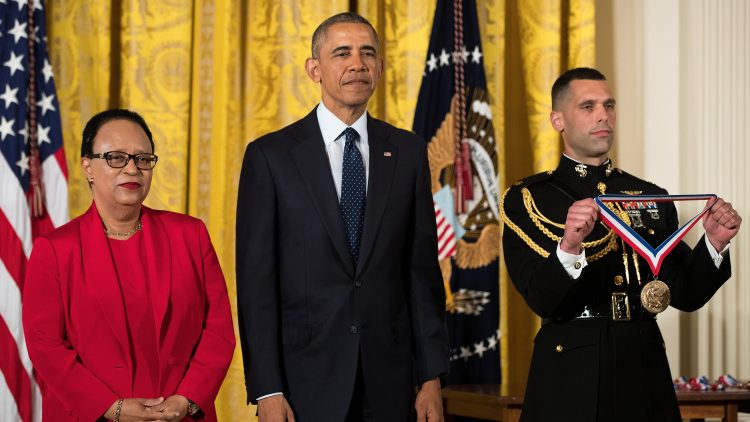 President Obama Awards National Medals Of Science And Nat'l Medals Of Technology And Innovation