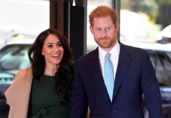Prince Harry Meghan Markle thegrio.com
