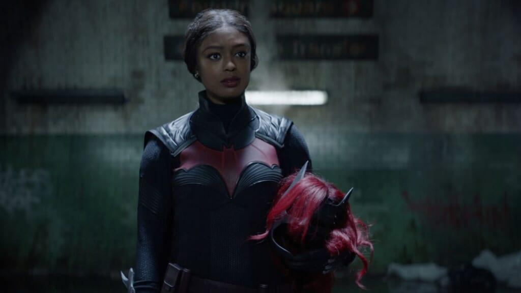 """Javicia Leslie stars in """"Batwoman."""""""
