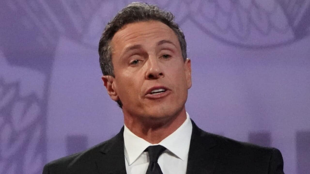 Internet blasts Chris Cuomo for saying he's 'black on the inside' - cover
