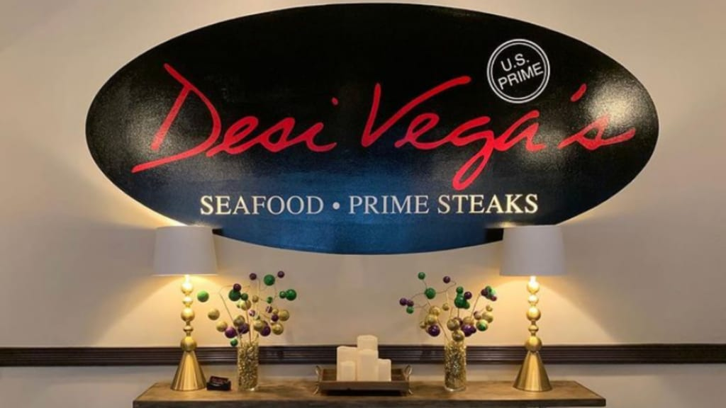Desi Vega's Steakhouse www.theGrio.com