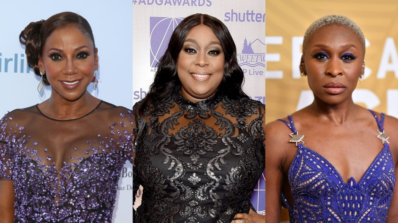 Loni Love to host Salute Her Awards honoring Cynthia Erivo, Holly Robinson Peete and more - TheGrio