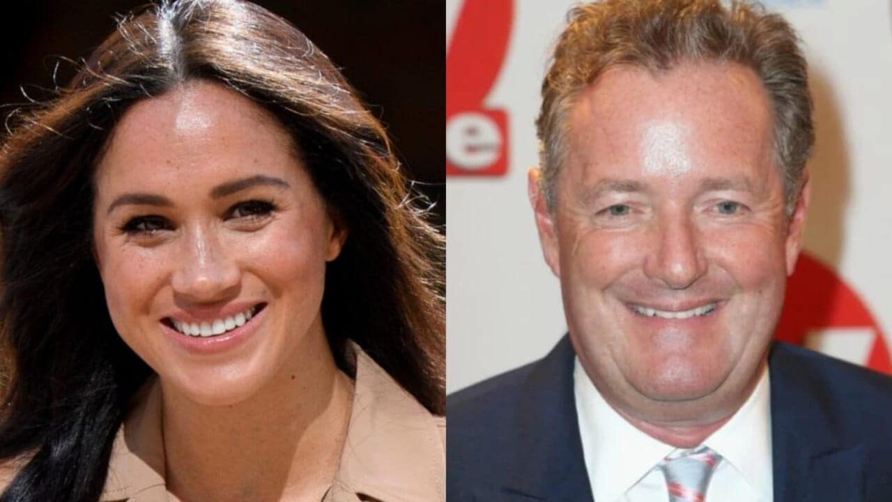 Meghan Markle made formal complaint to ITV about Piers Morgan's comments