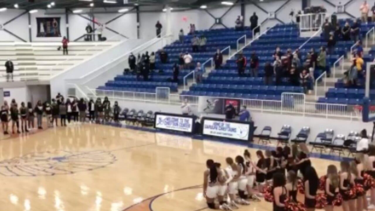 Okla. high school basketball announcer calls Black team the N-word for kneeling - TheGrio