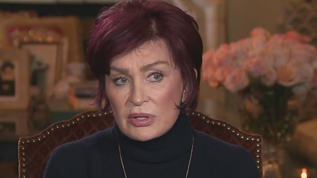 Sharon Osbourne ET Interview thegrio.com