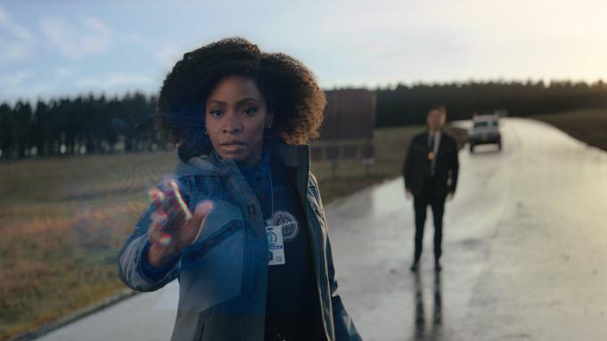 "Teyonah Parris stars in ""WandaVision"""