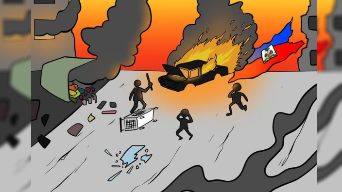 Haiti illustration