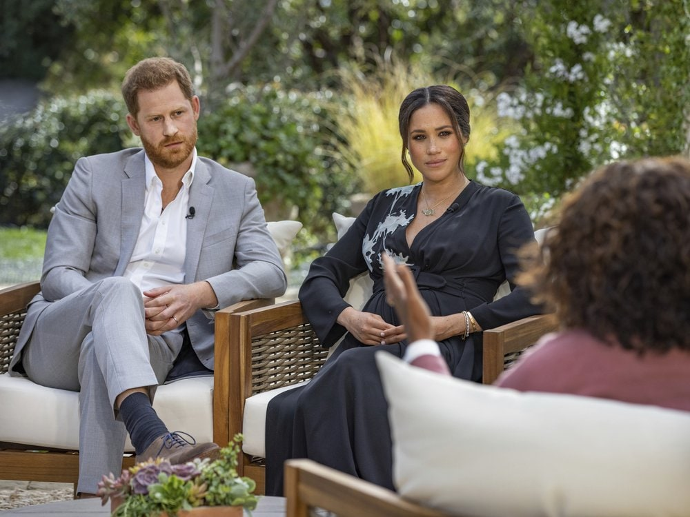 5 shocking revelations from Oprah's Meghan and Harry interview - TheGrio