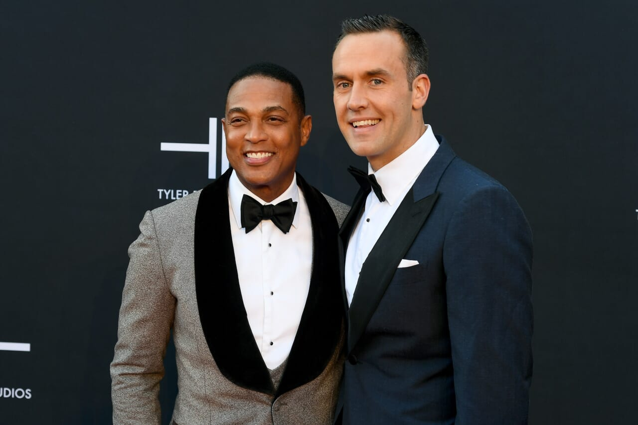Don Lemon says he's 'thinking about starting a family' with fiancé Tim Malone - TheGrio