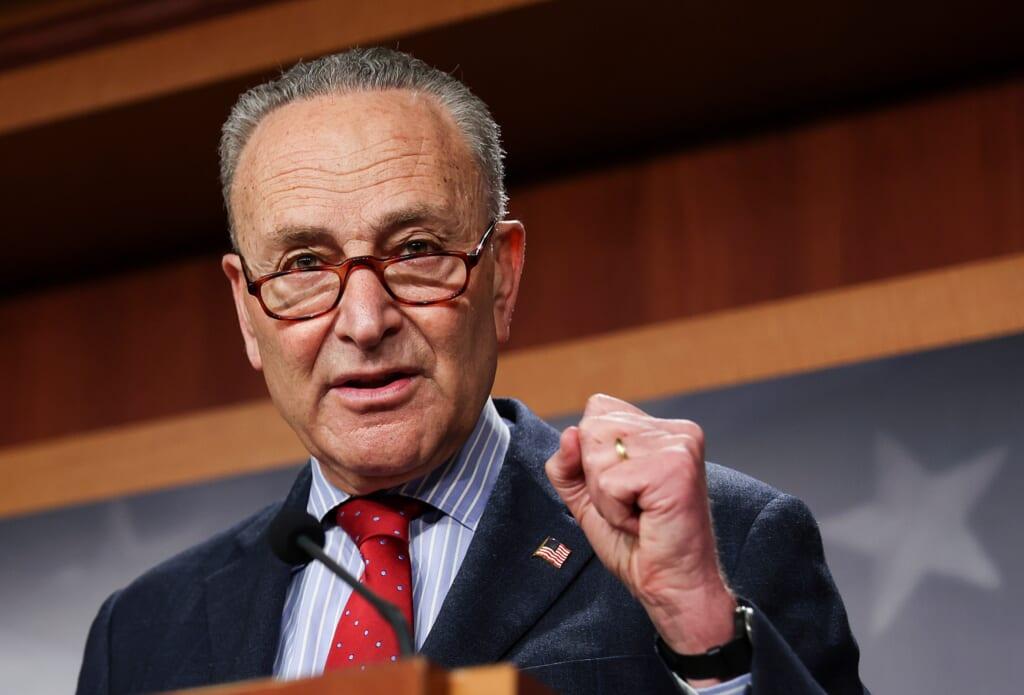 Senate Majority Leader Schumer