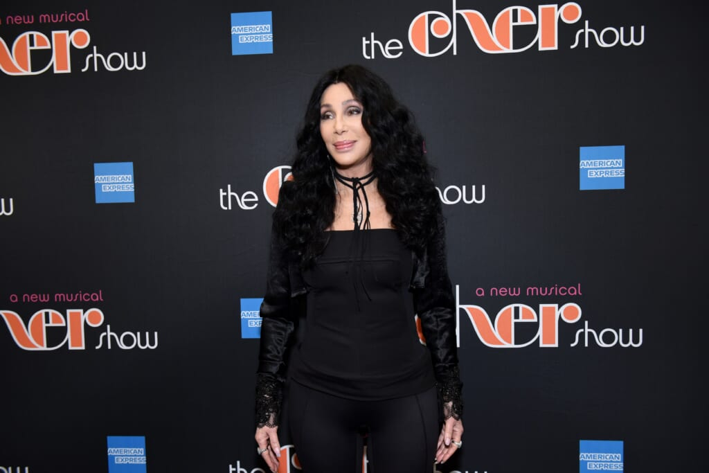 """The Cher Show"" Broadway Opening Night - Arrivals"