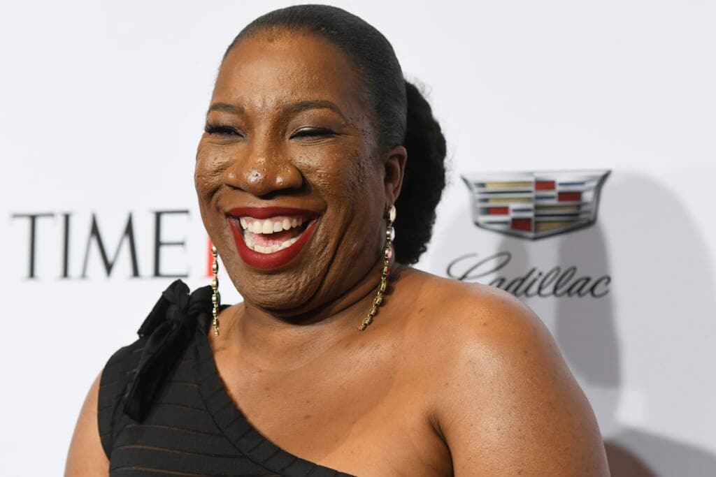 Tarana Burke signs overall producing deal with CBS Studios