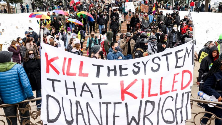 Activists Hold Rallies Calling For Justice For Daunte Wright In Denver