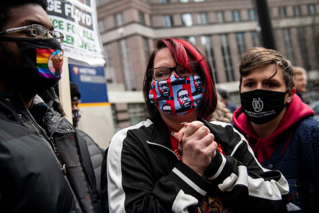 Minneapolis Braces For Verdict In Derek Chauvin Trial
