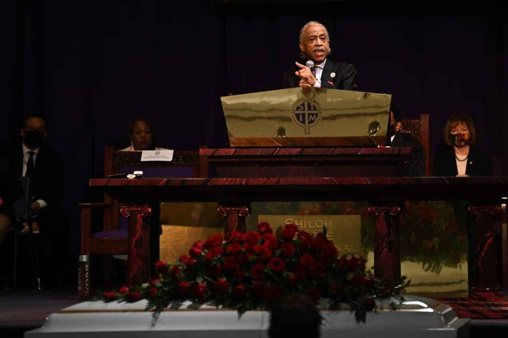 Rev. Al Sharpton thegrio.com