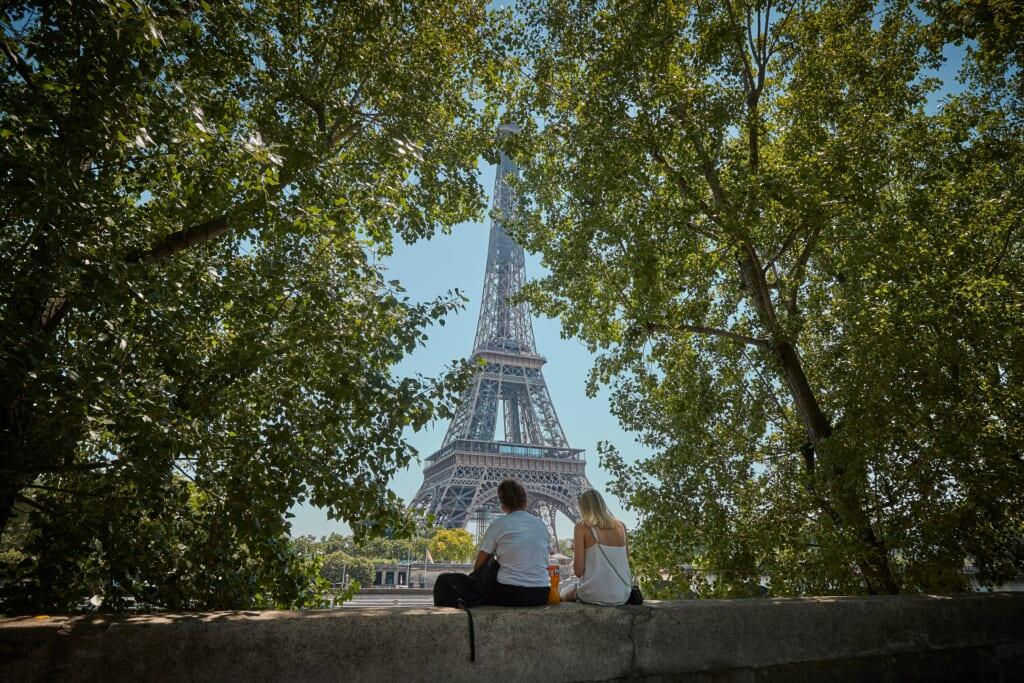 France Experiences Summer Heatwave