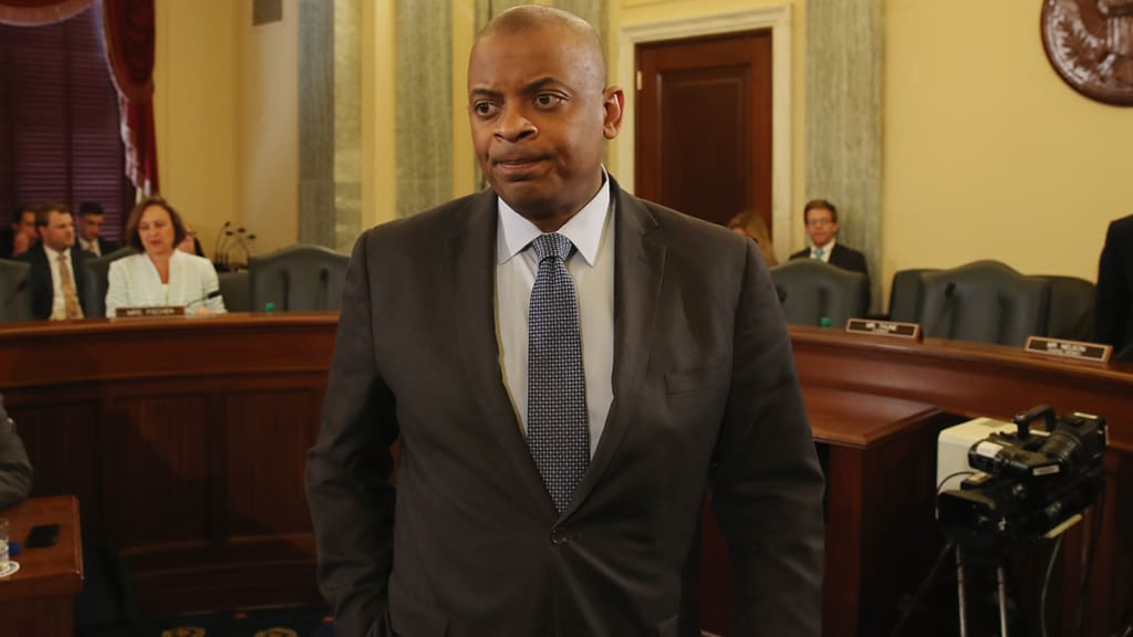 Former Transportation Secretary Anthony Foxx