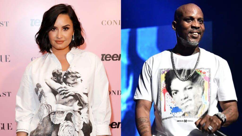 DMX Demi Lovato thegrio.com