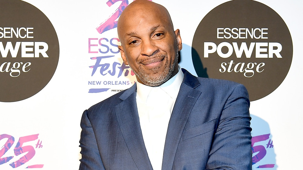 Donnie McClurkin says he'll likely 'be alone' forever due to his sexuality