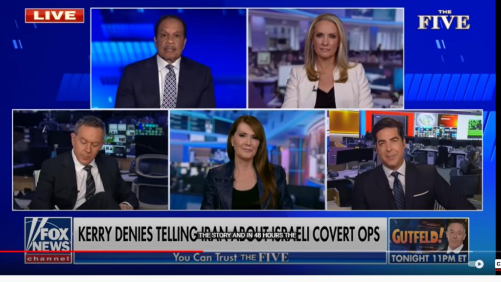 Juan Williams Fox News The Five thegrio.com