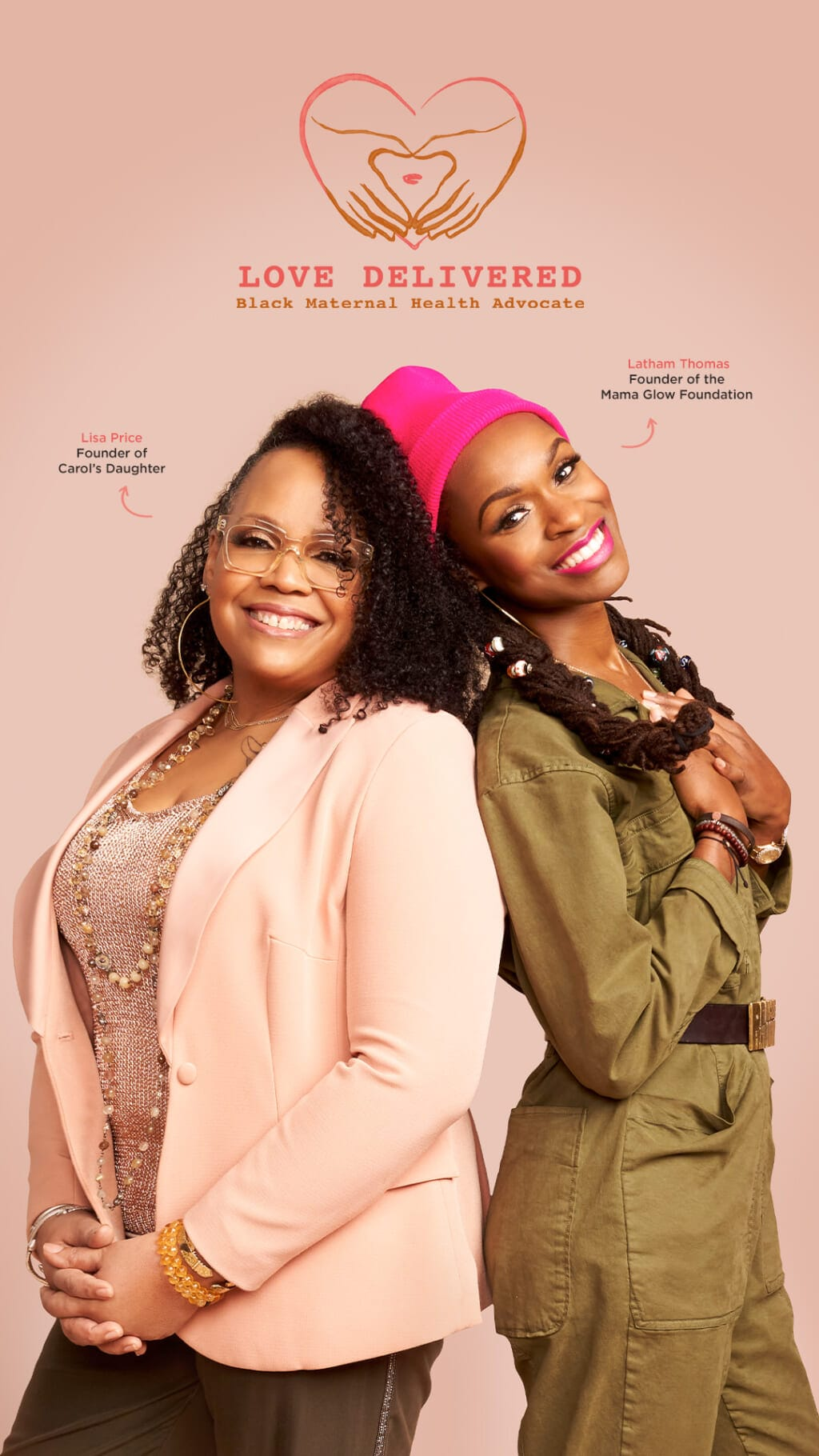 Love Delivered aims to educate and empower expectant Black women